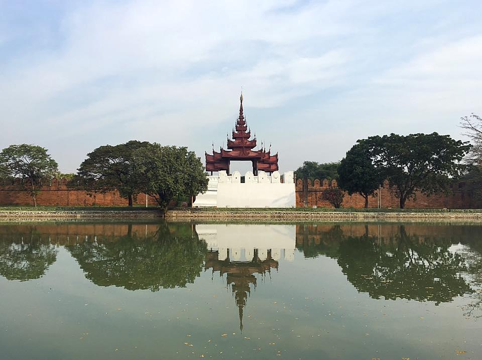 Старый город Мандалай, Мьянма