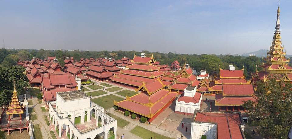 Королевский дворец, Мандалай