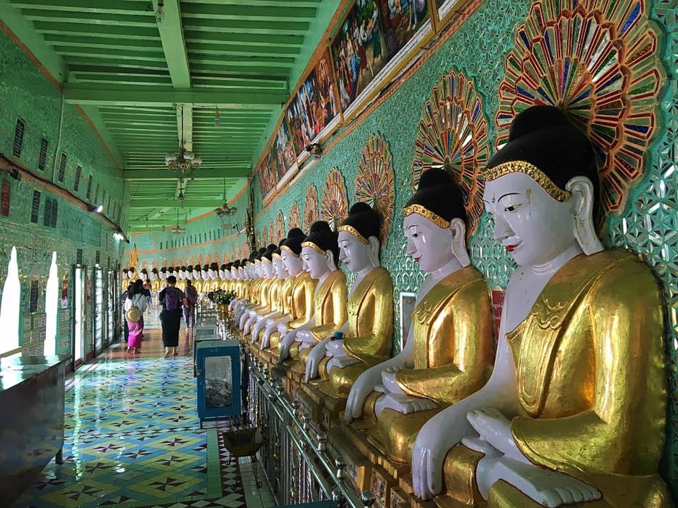 U Min Trounzeh, Sagaing