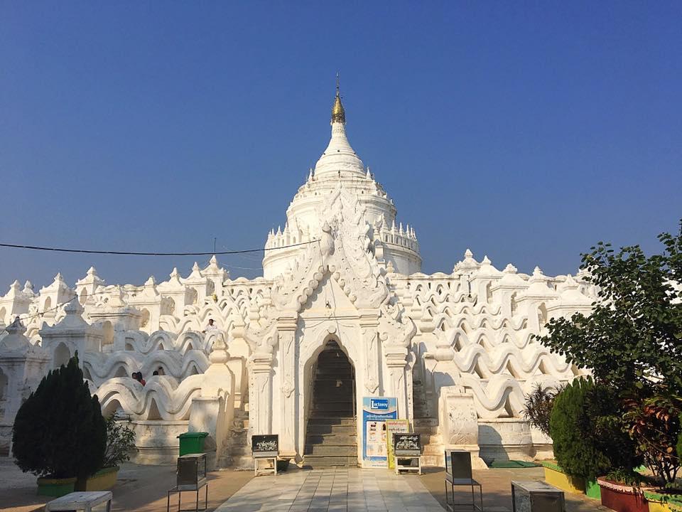 Пагода Синбьюме-Пайа, 1816 г