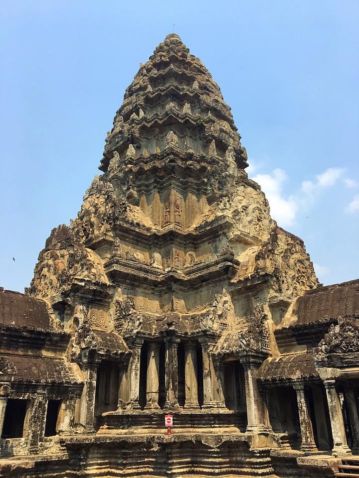 Храм Ангкор-Том