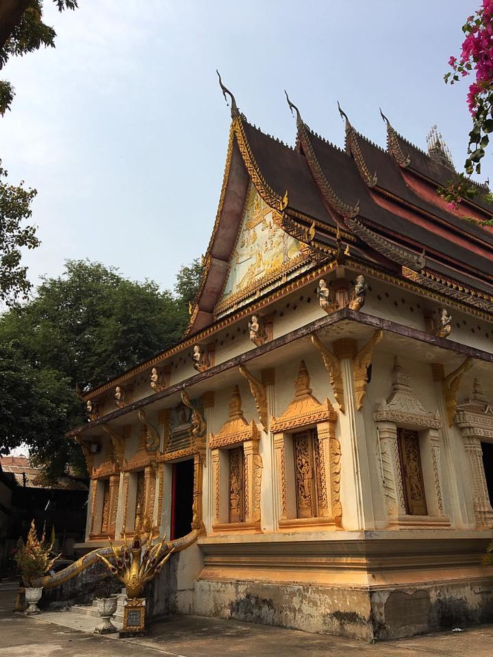 Храм Hai Sok, Вьентьян