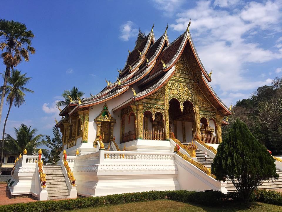 Храм Haw Pha Bang