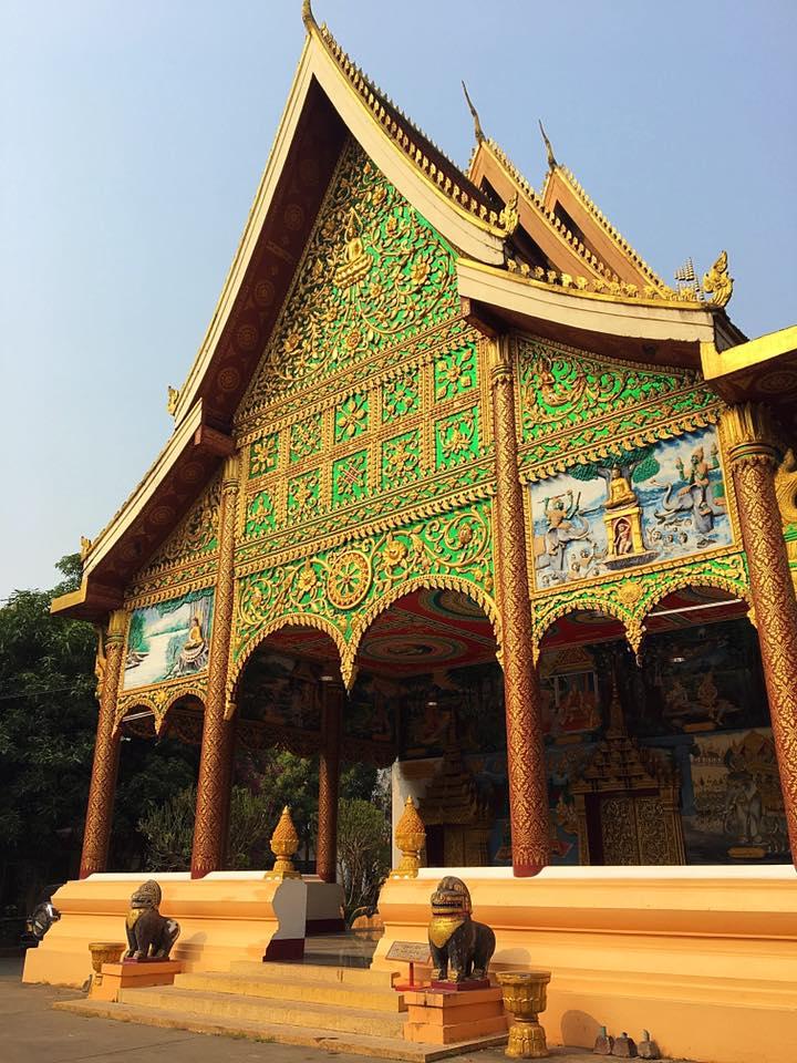 Храм Инпенг (Inpeng), Вьентьян