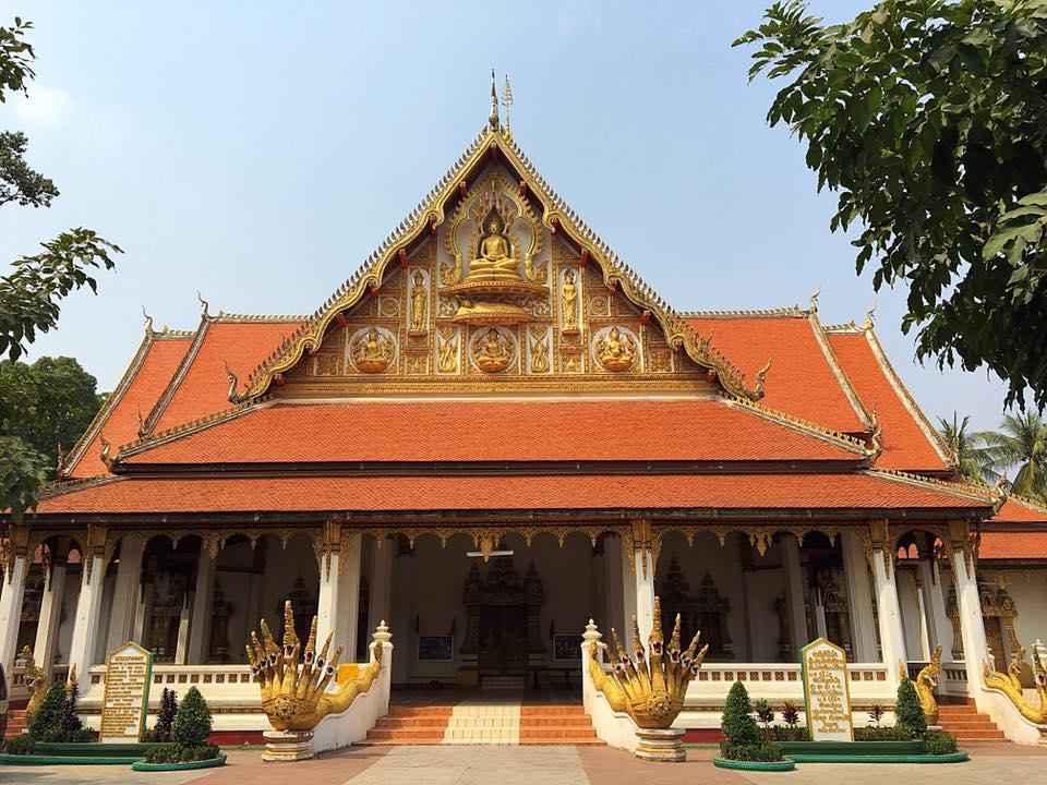 Храм Thatfoun, Вьентьян