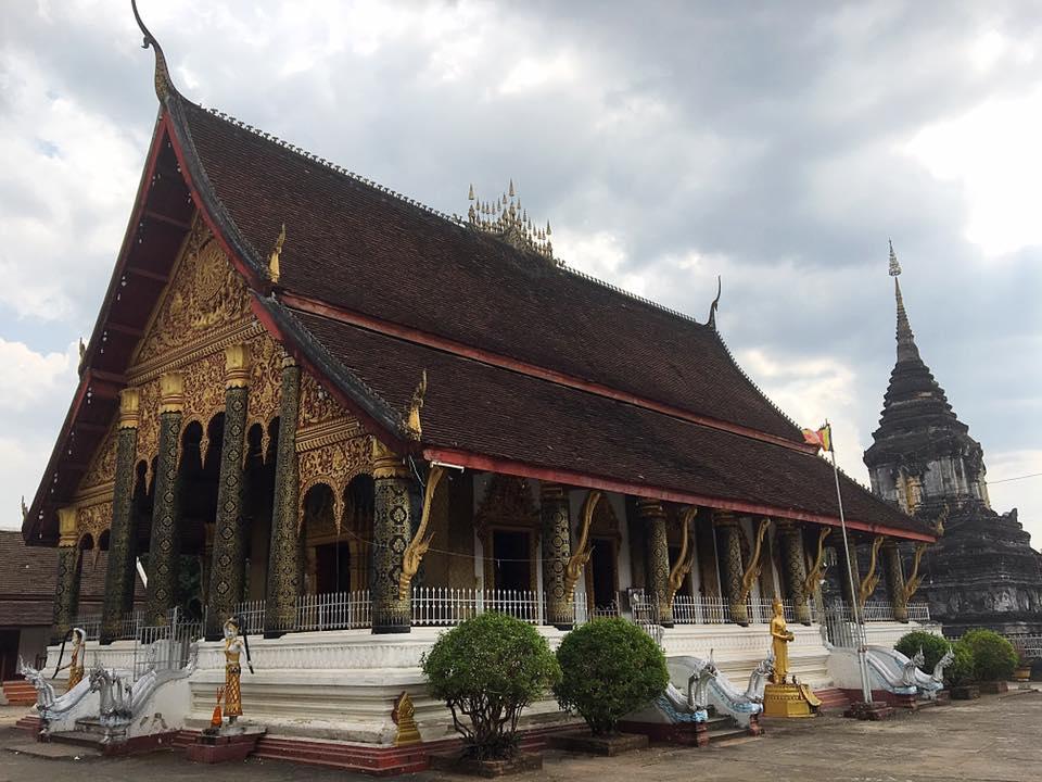 Храм Mahathat, 16 век