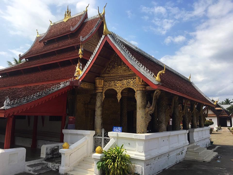 Храм Mai, 18 век