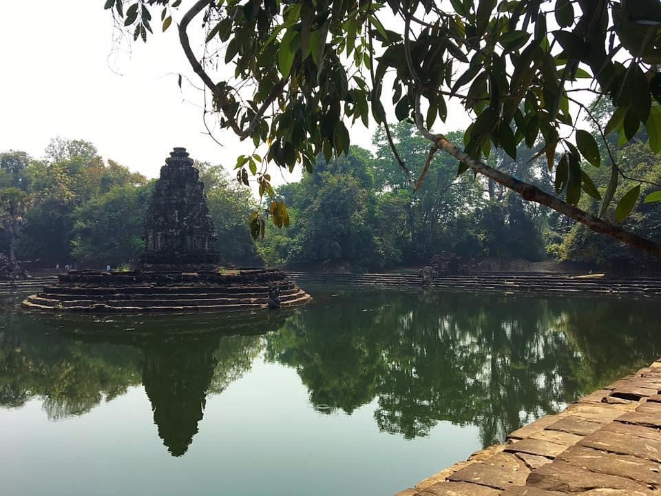 Буддийский храм Неву Пеан