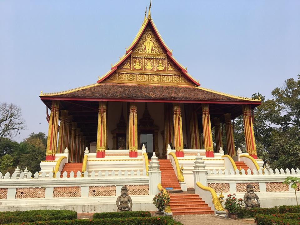 Храм Пхакео, Вьентьян