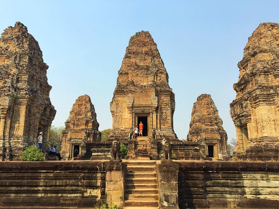 Храм Pre Rup