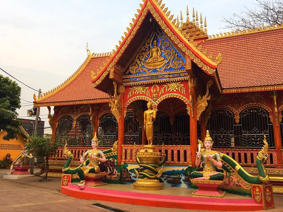 Храм Симыанг (Si Muang), 16 в.