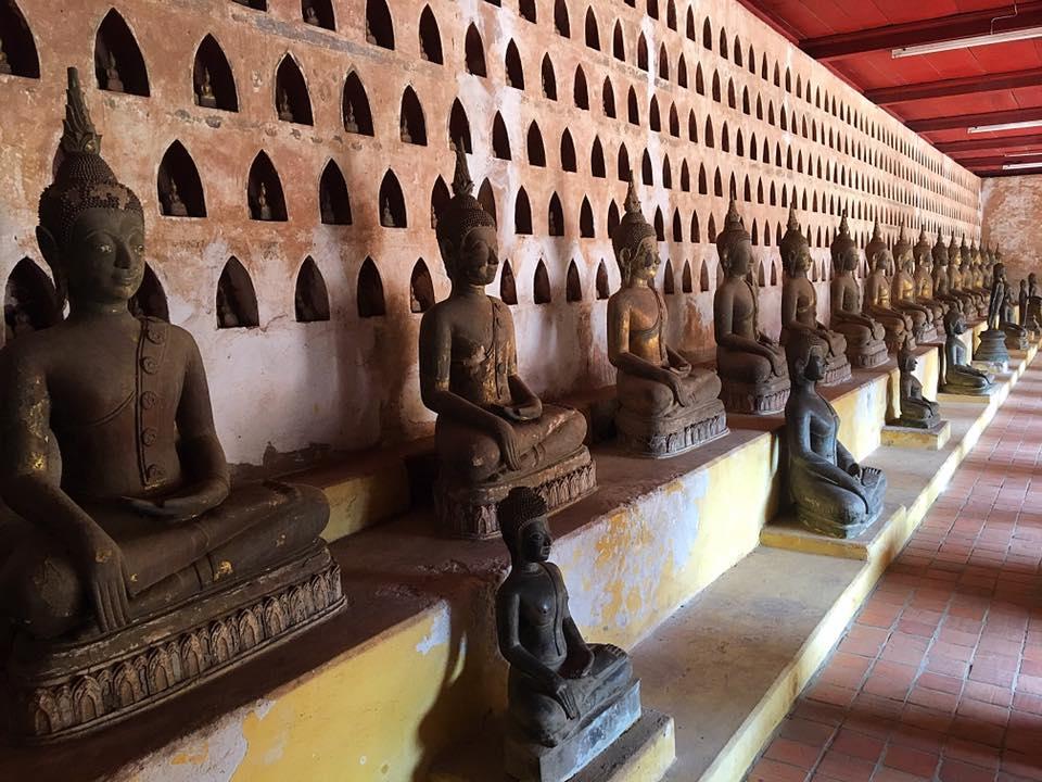 Храм Сисакет (Sisaket), Вьентьян