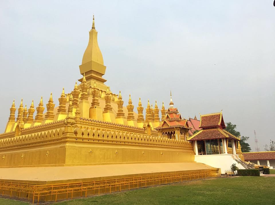 Ступа Тхат Луанг, Вьентьян