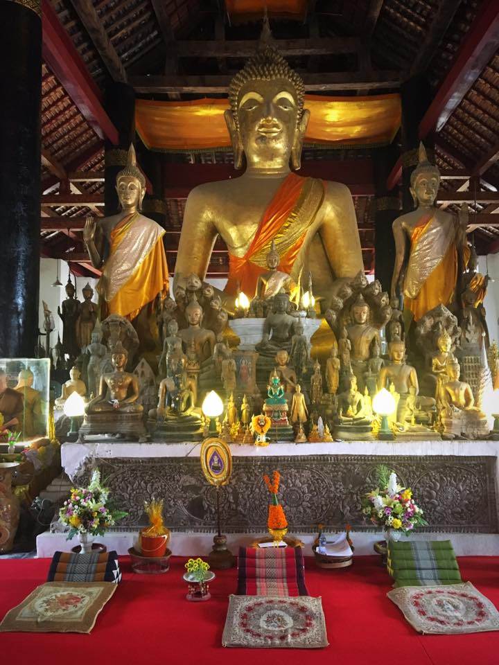 Храм That Luang
