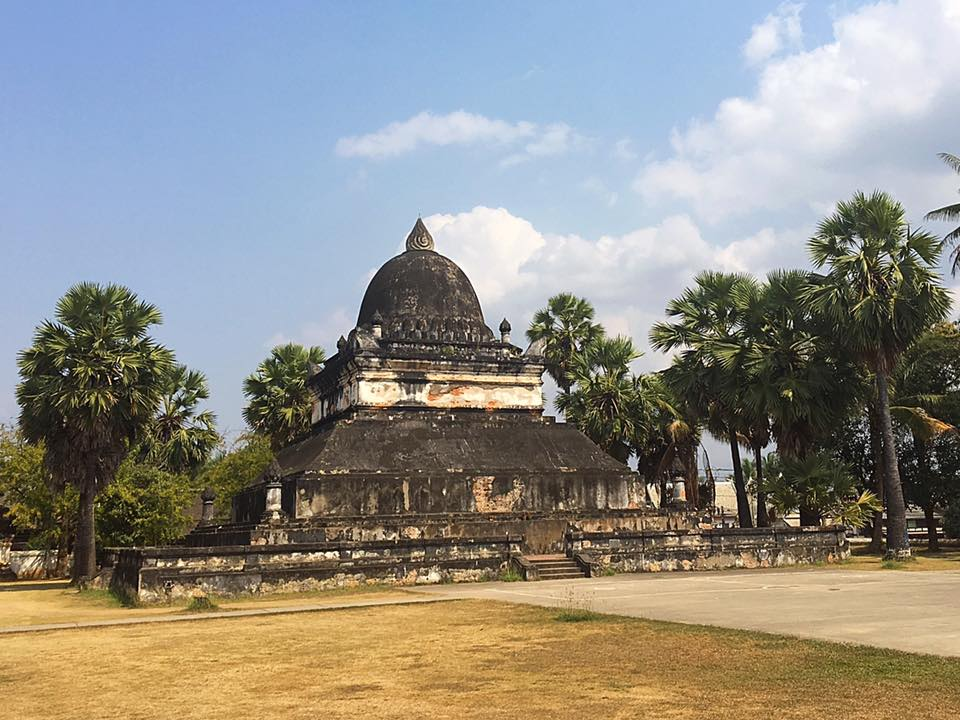 Ступа храма Wisunalat