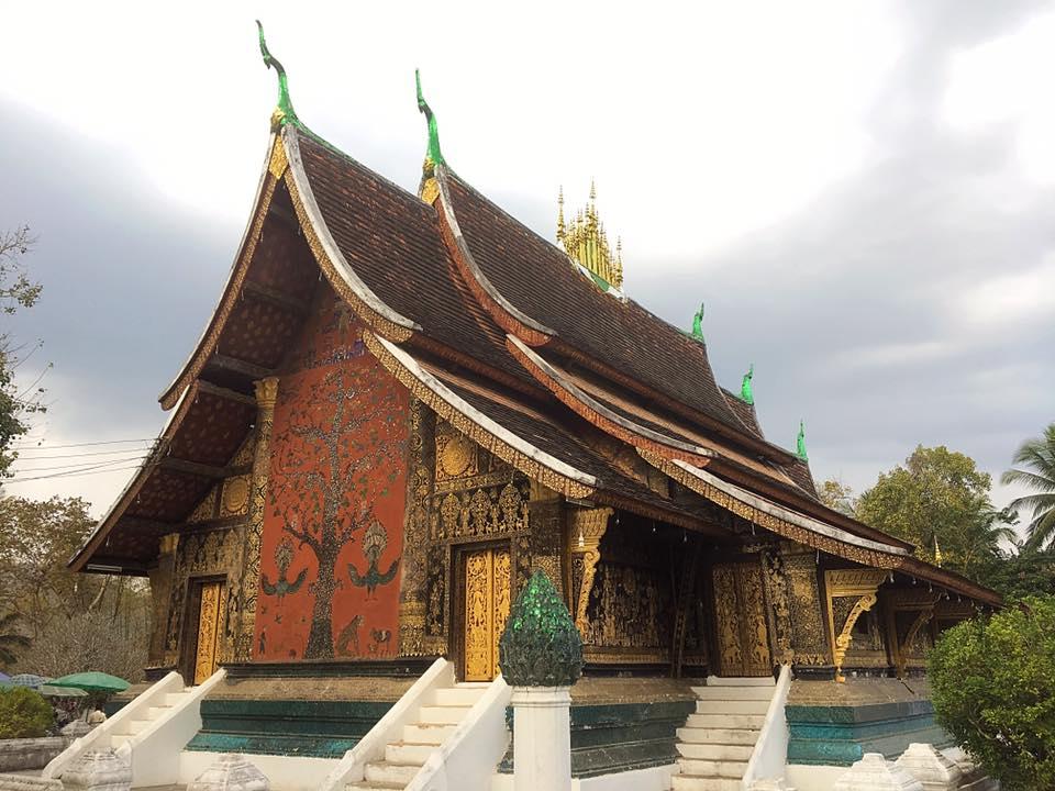 Храм Xieng Thong, 16 век