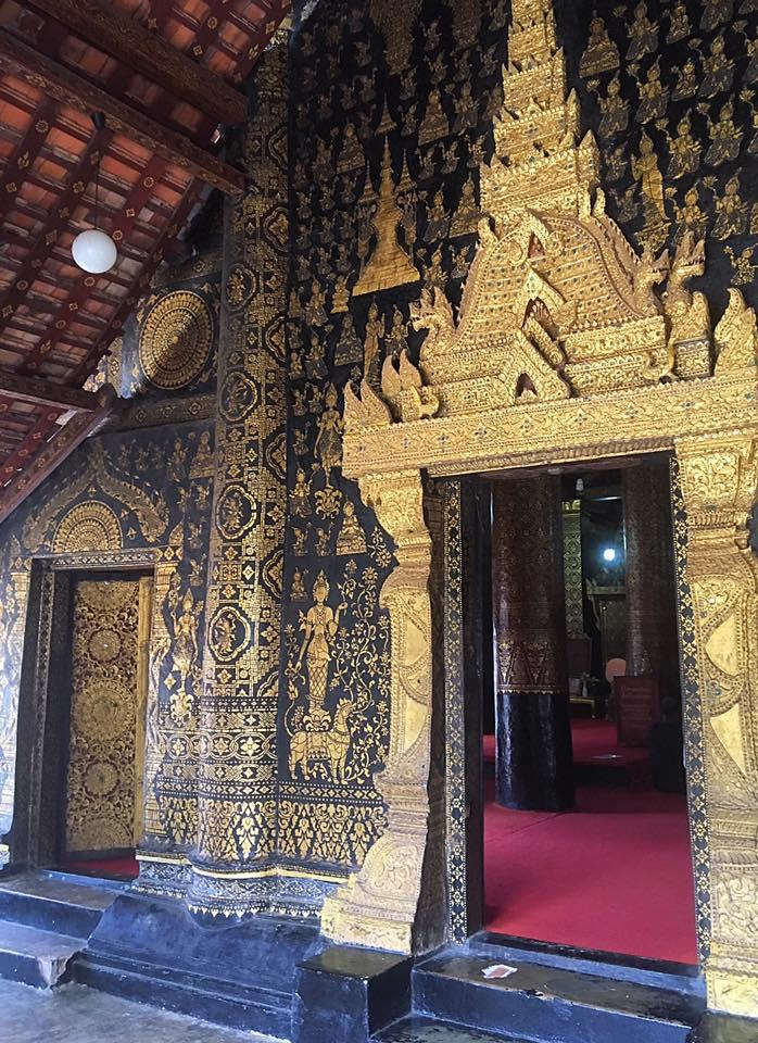Храм Xieng Thong