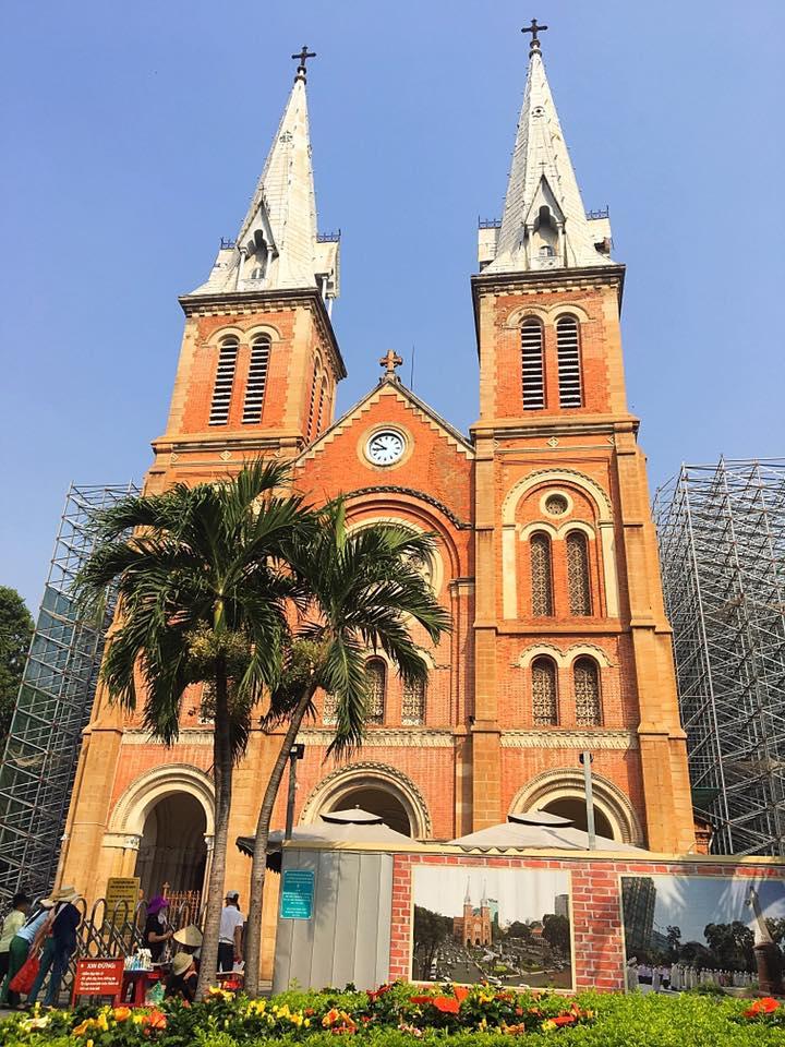 Собор Сайгонской Богоматери (Nhà thờ Đức bà Sài Gòn)