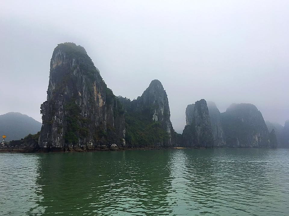Бухта Халонг / Ha Long Bay