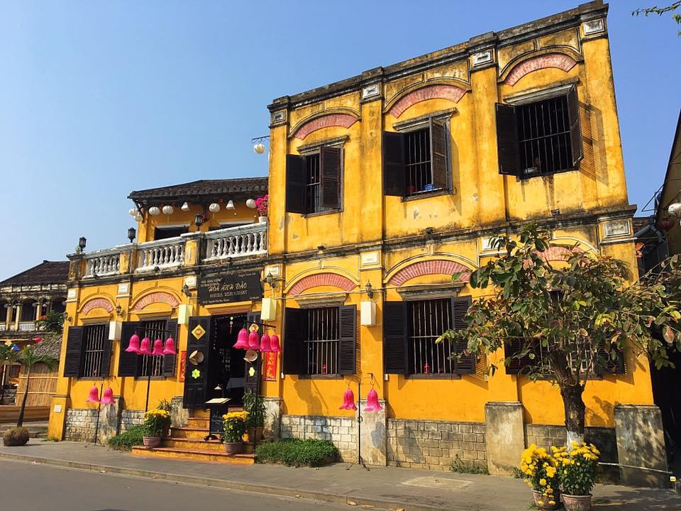 Дом на набережной Хойана