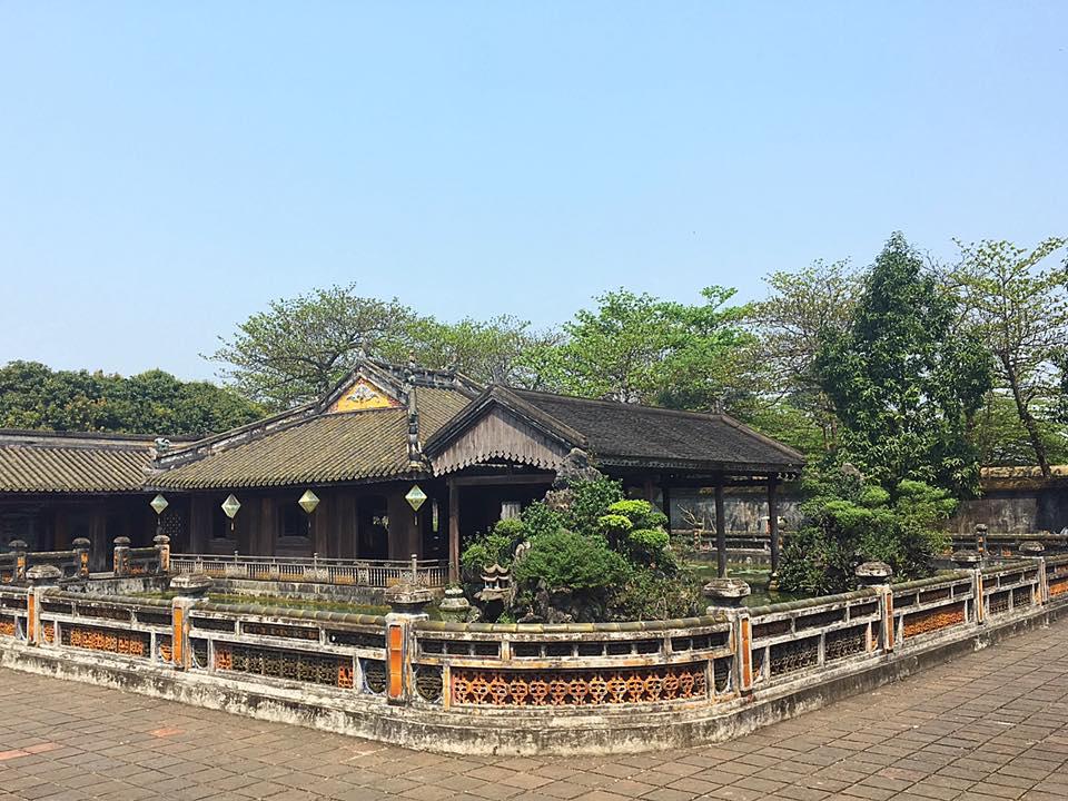 Императорский город, Хюэ