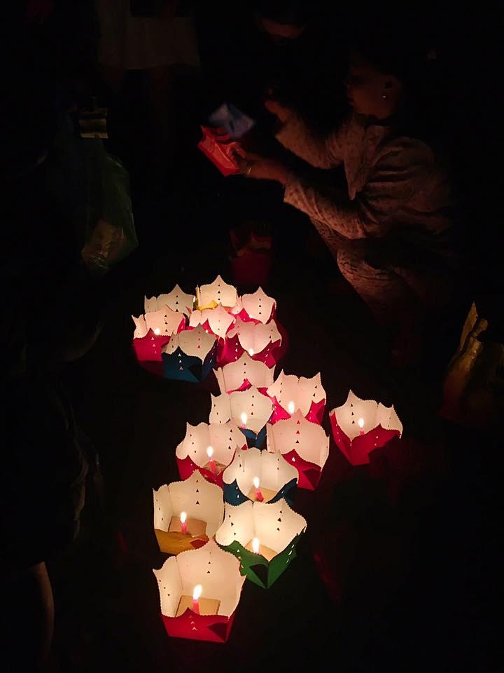 Фестиваль Фонарей. Lantern Festival Hoi An