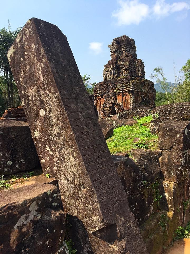 Руины святилища Мишон, Вьетнам