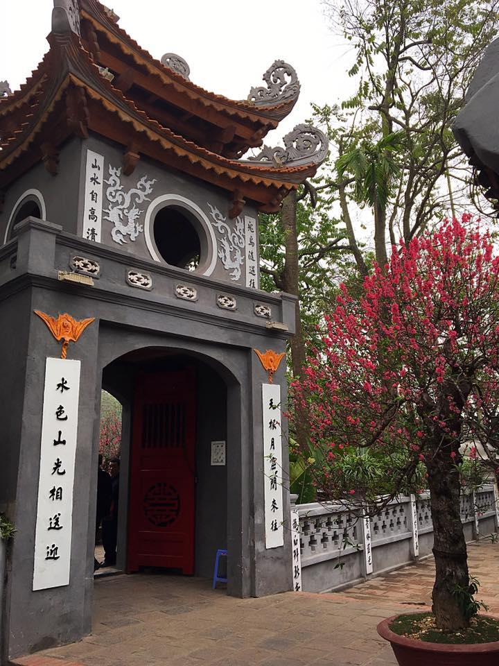 Храм Нефритовой горы, Ханой