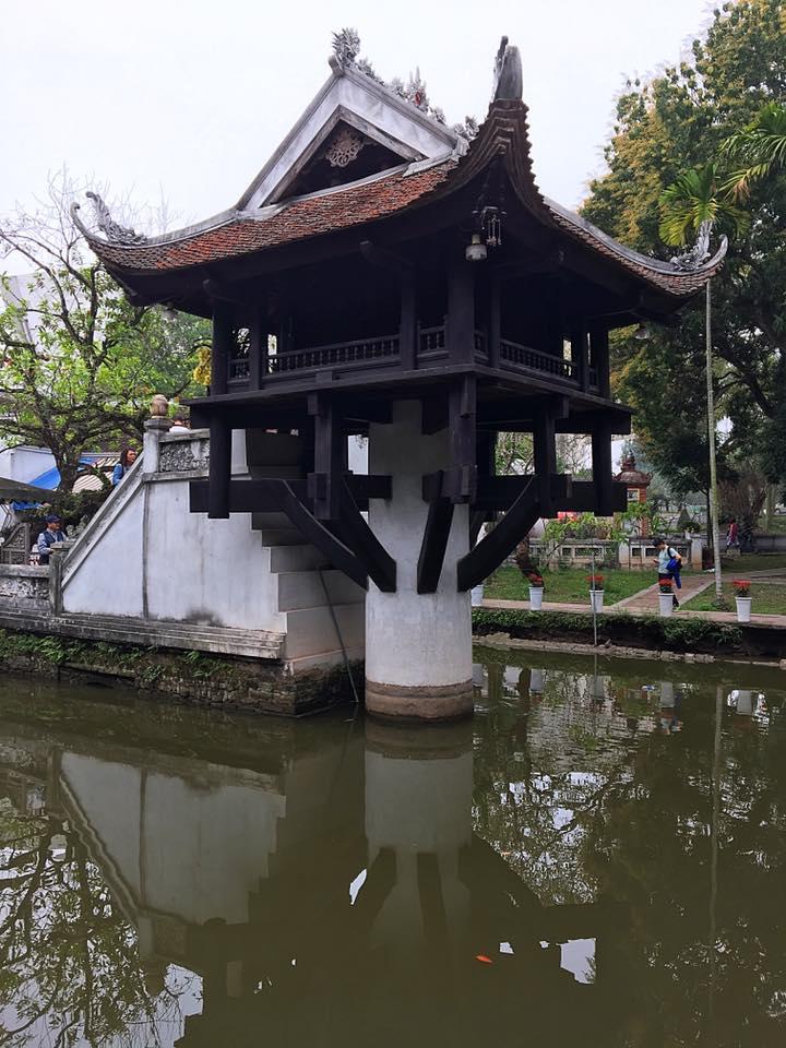 Пагода Моткот (Пагода одного столба), Ханой