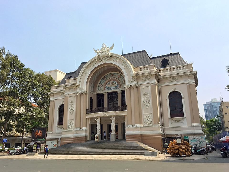 Оперный театр, Хошимин