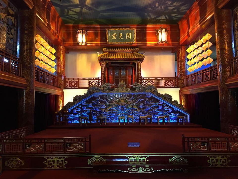Театр. Императорский город, Хюэ