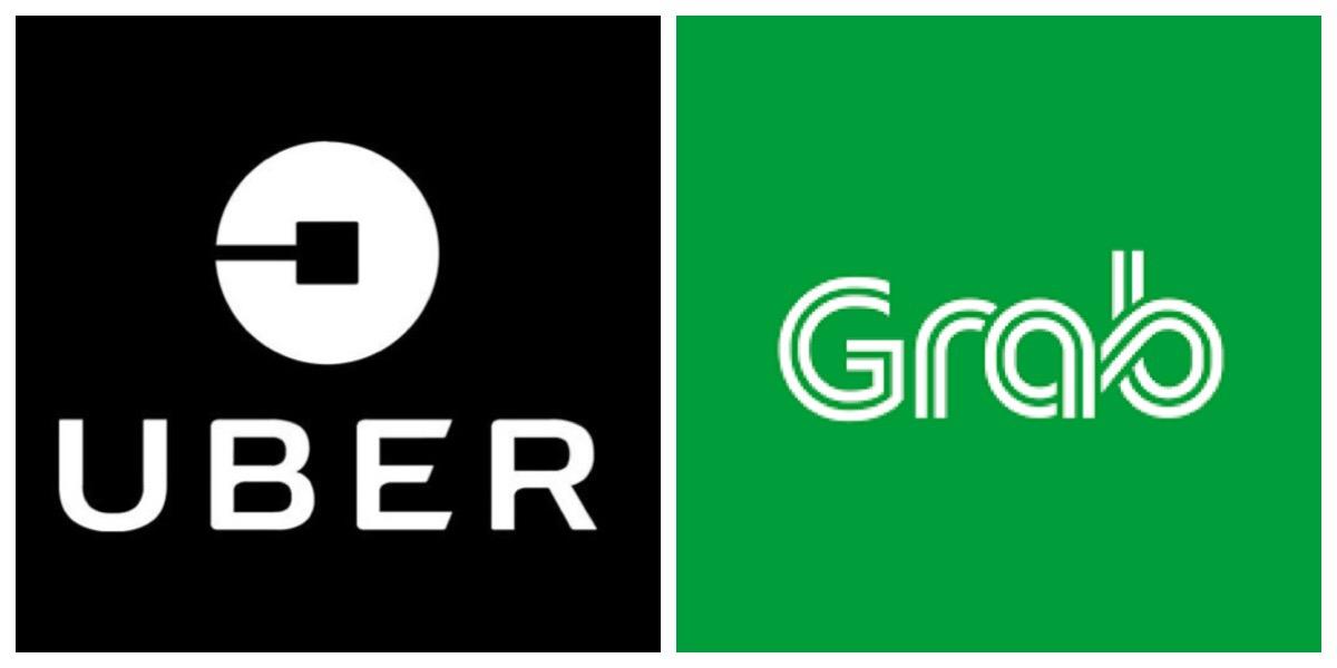 Во Вьетнаме работает Uber и Grab