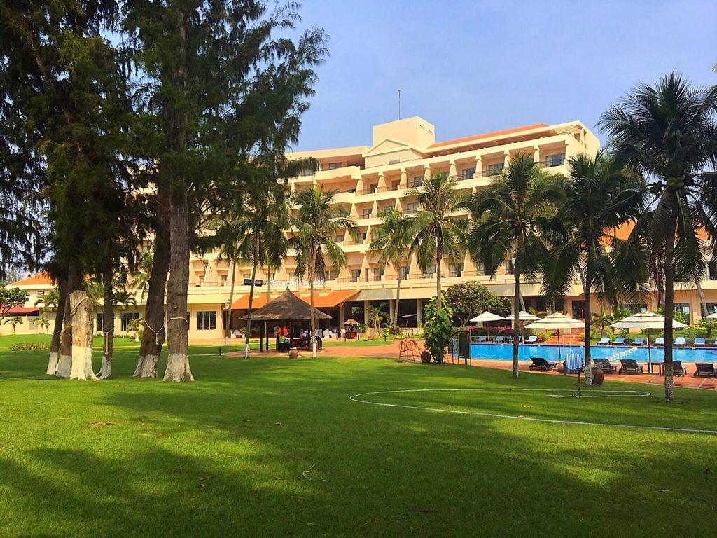 Отель Ocean Dunes Resort, Фантхиет