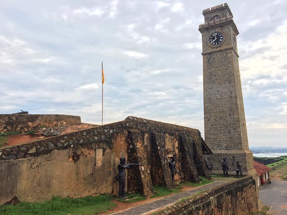 Форт Галле, Шри-Ланка