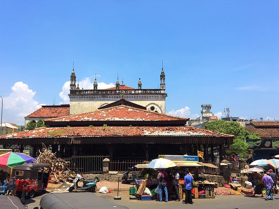 Рынок в Коломбо