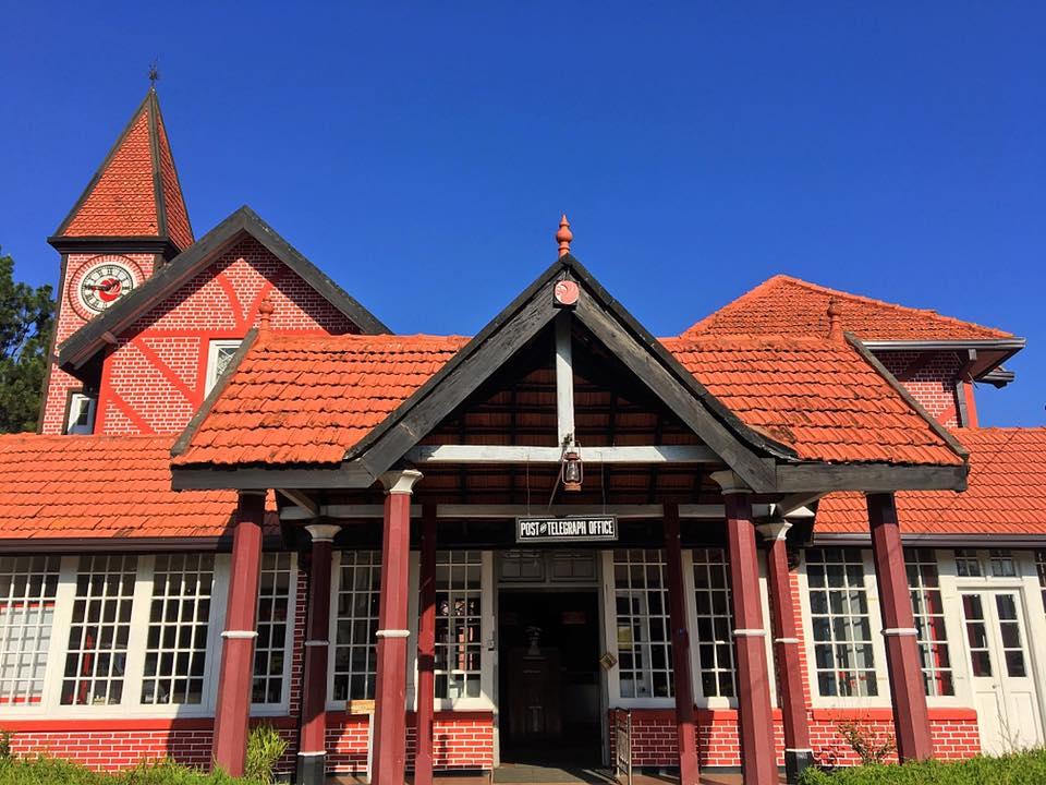 Здание почты в Нувара-Элии