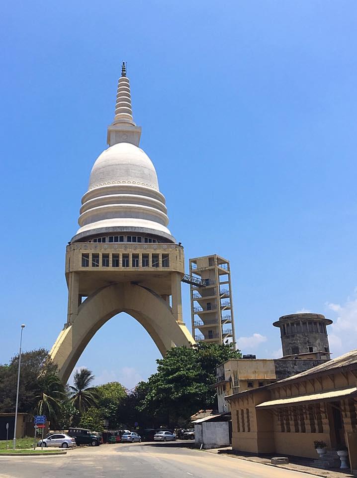 Ступа Sambodhi Chaithya