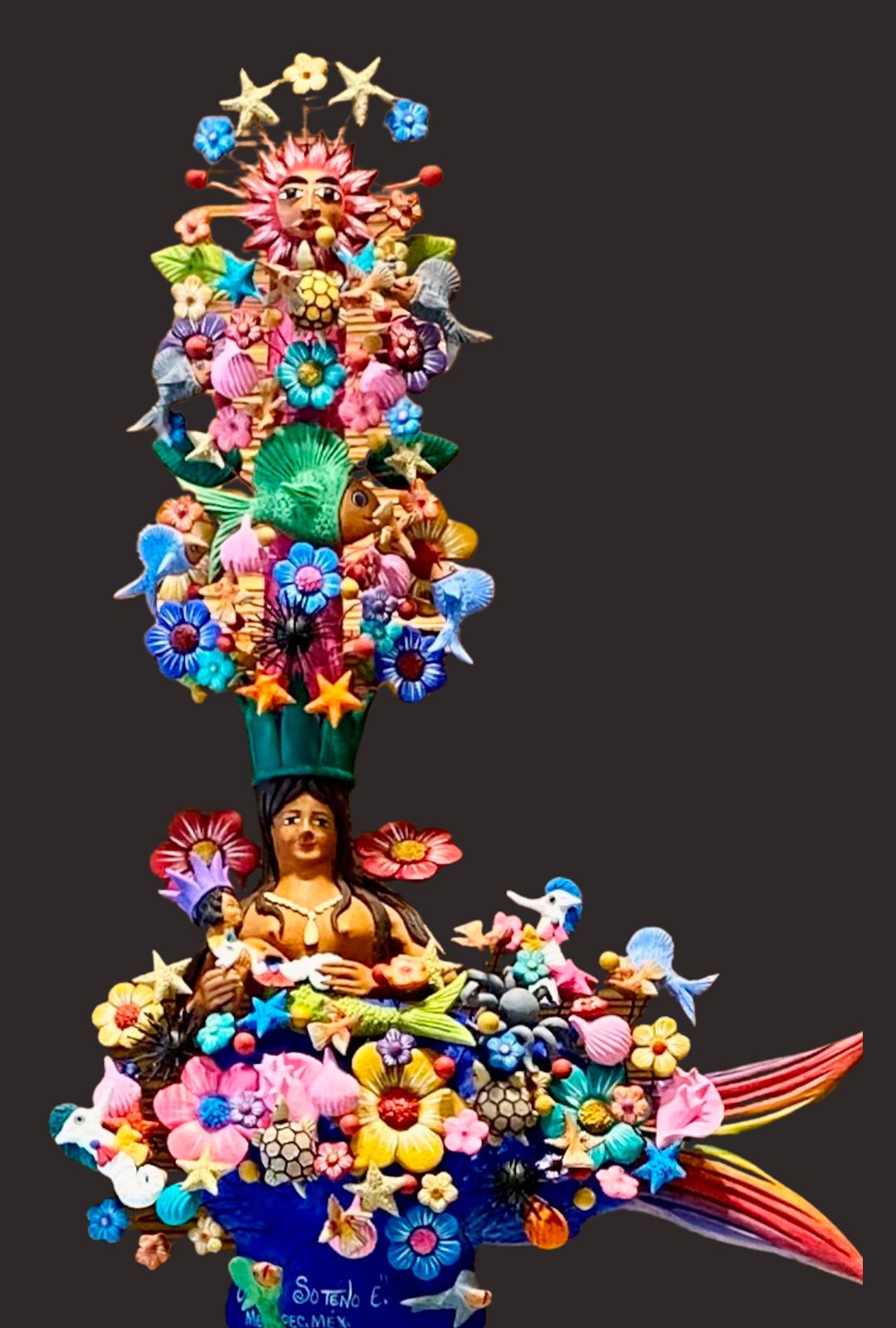 Дерево жизни: Русалка (мифологический персонаж индейцев)