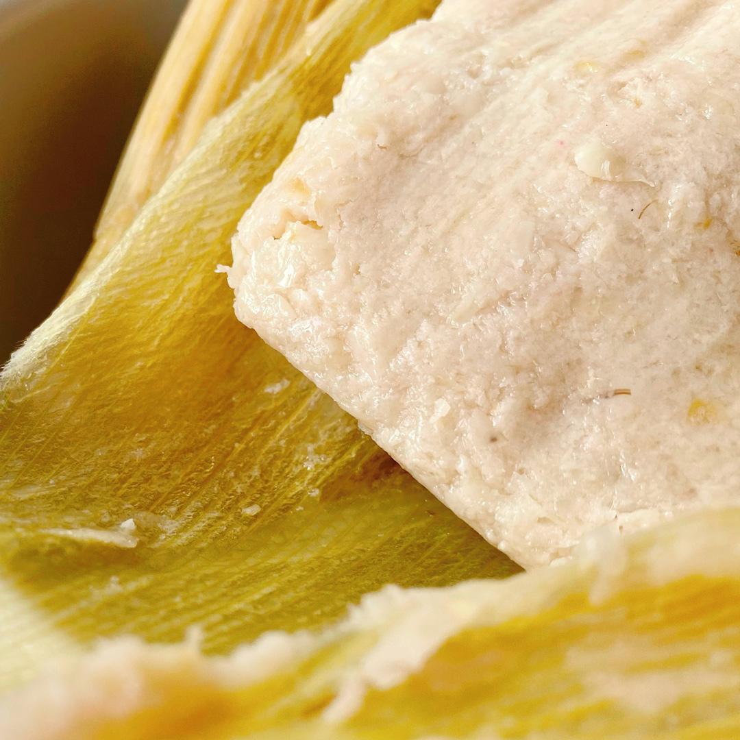 Тамалес с кукурузой