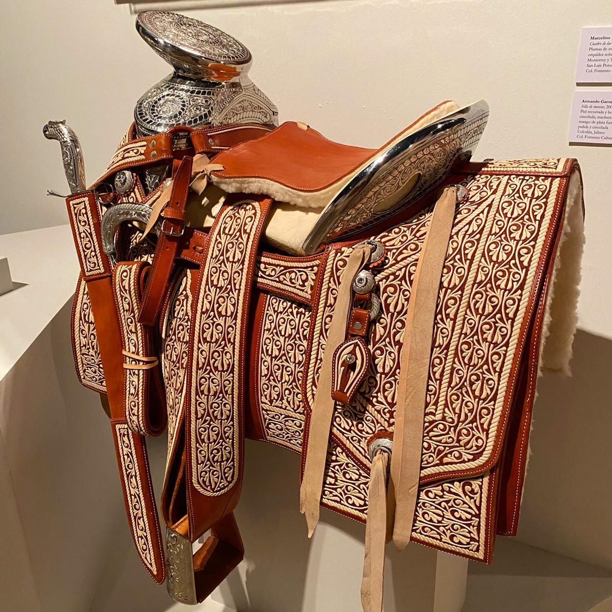 Выставка Великие мастера народного творчества, музей Noreste, Монтеррей