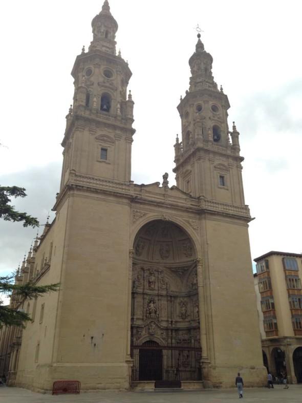 Сокафедральный собор Девы Марии ла Редонда, Логроньо