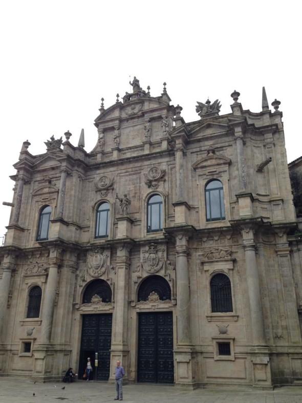 Кафедральный собор Святого Иакова, Саньяго-де-Компостела